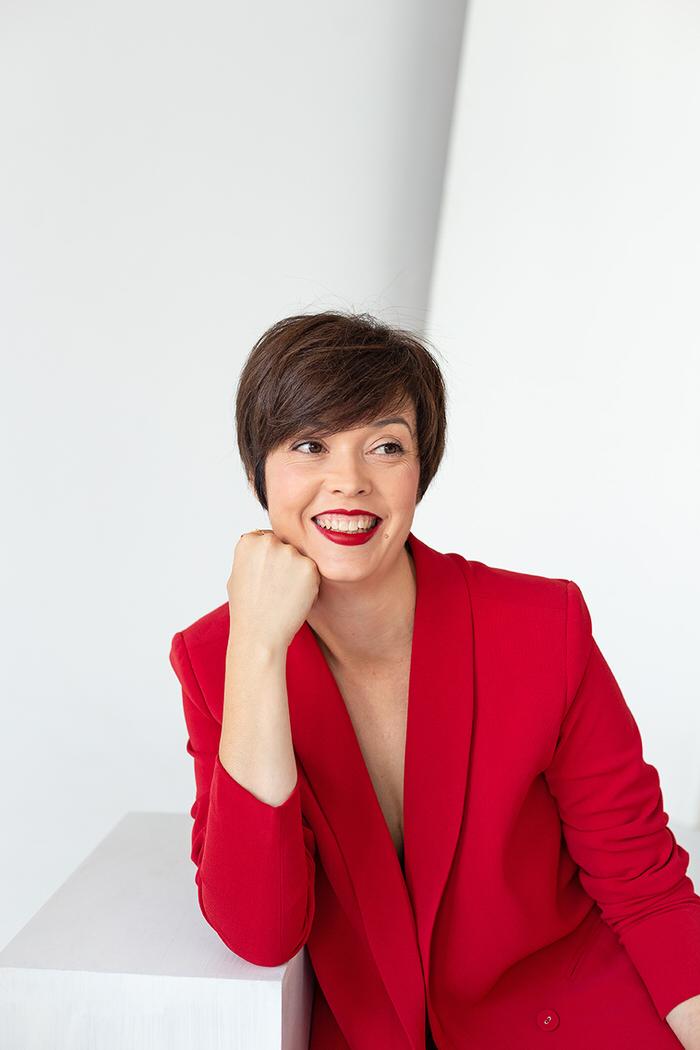 Silvia Foz asesora de imagen personal y corporativa