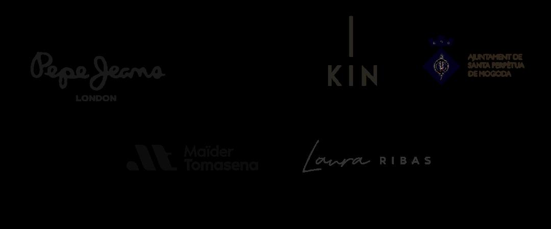 Logos empresas que ha trabajado Silvia Foz