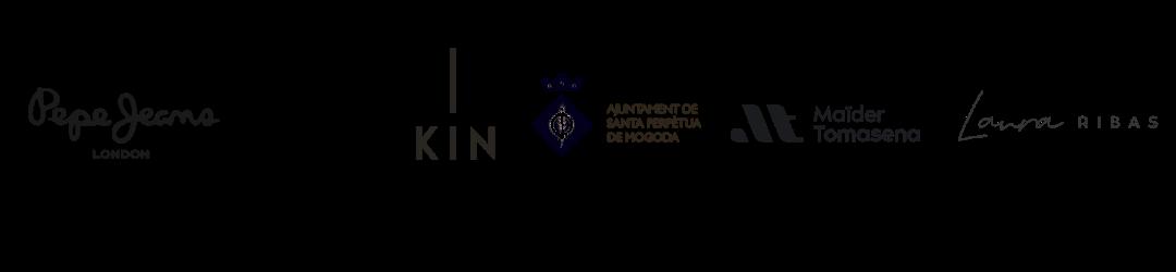 Logos empresas trabajado Silvia Foz