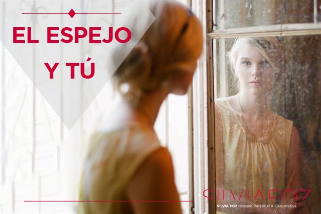 El espejo y tú, descubre cómo construir una relación sana con él